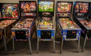 Pinball Machines Classic Arcade